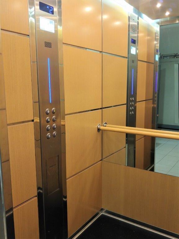 Εξωτερικός ανελκυστήρας με μεταλλικό φρεάτιο, Συντήρηση, Αναβάθμιση & Πιστοποίηση Ανελκυστήρα & Ασανσέρ Αθήνα